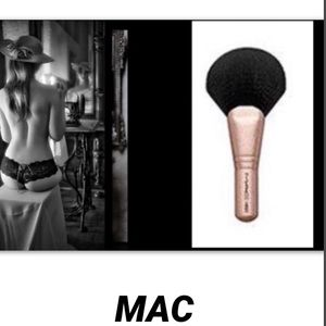 MAC•140SES Fan Brush•LE•Snow Ball 2017